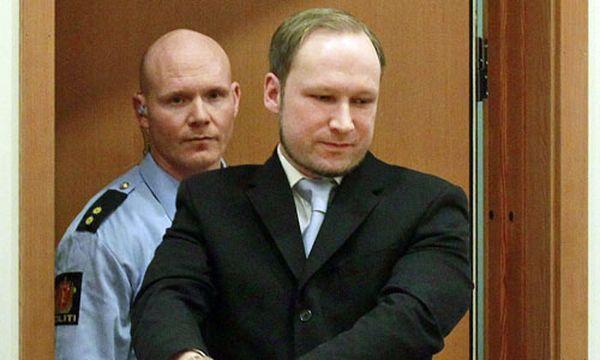 Anders Behring Breivik  / Bild: (c) EPA (HEIKO JUNGE)