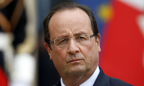 Francois Hollande / Bild: REUTERS