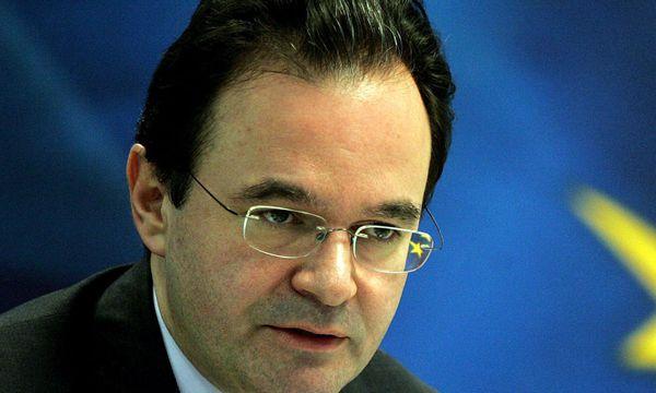 Giorgos Papakonstantinou / Bild: (c) EPA (KATERINA MAVRONA)