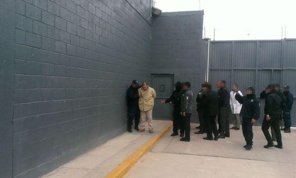 """Joaquin """"El Chapo"""" Guzman wurde an die USA ausgeliefert / Bild: APA/AFP (INTERIOR MINISTRY OF MEXICO)"""