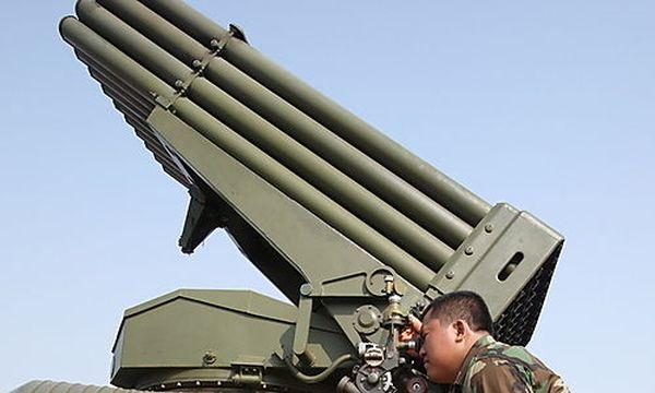 Symbolbild: Raketenwerfer / Bild: (c) EPA (Mak Remissa)
