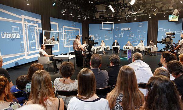 Bachmann-Preis 2012 / Bild: (c) APA/GERT EGGENBERGER (GERT EGGENBERGER)