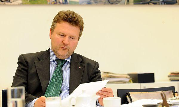 Archivbild: Michael Ludwig im Vorjahr / Bild: Die Presse