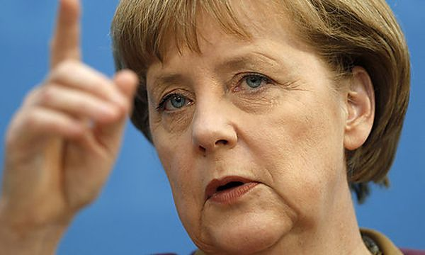 Deutschlands Kanzlerin Angela Merkel / Bild: (c) AP (Michael Sohn)