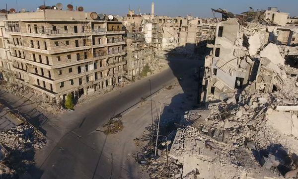 Ruinen in Aleppo / Bild: REUTERS