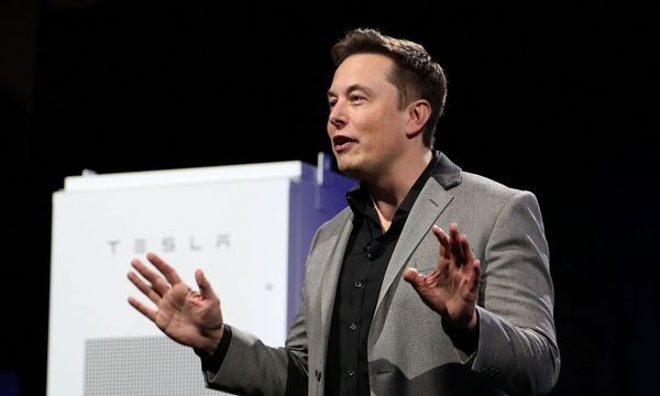 Tesla-Chef Elon Musk / Bild: APA/AFP/DAVID MCNEW