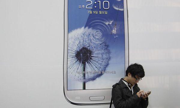 Samsung Galaxy S4 wird am 14. März vorgestellt / Bild: (c) REUTERS