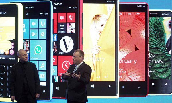 Lumia 720 und 520: Nokia versucht es noch billiger / Bild: (c) EPA