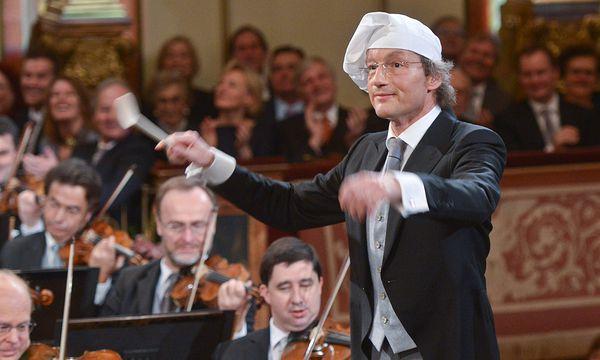 'Neujahrskonzert der Wiener Philharmoniker'  / Bild: (c) ORF (ALI SCHAFLER)