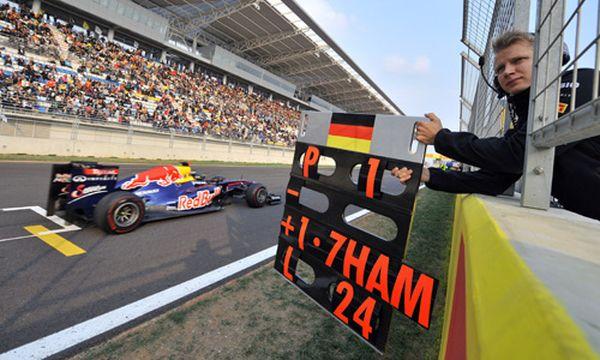 Vettel / Bild: (c) EPA
