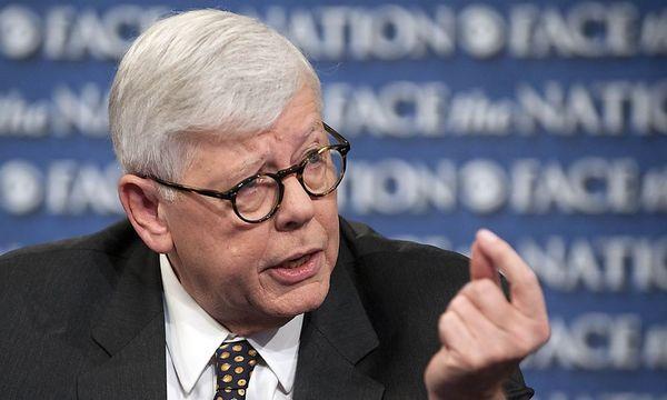 NRA-Präsident David Keene / Bild: (c) REUTERS (HANDOUT)