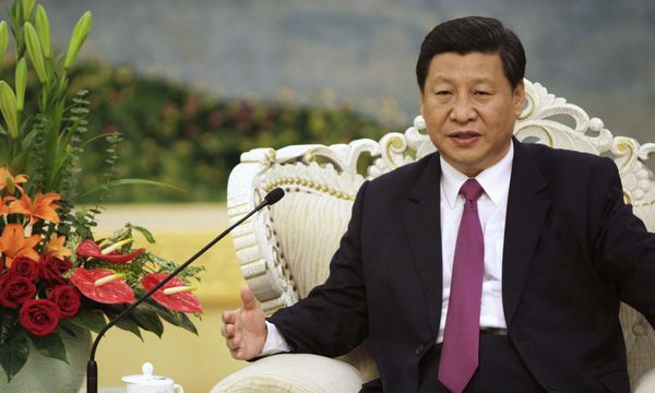 Xi Jinping  / Bild: (c) REUTERS (POOL)