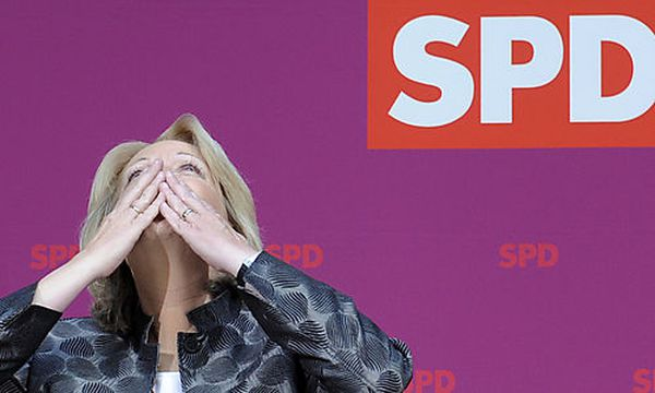 Hannelore Kraft / Bild: (c) AP (Jens Meyer)