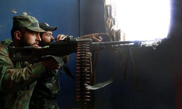 Syrien / Bild: (c) EPA (SANA / HANDOUT)
