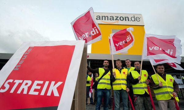 Amazon Streik / Bild: (c) EPA (UWE ZUCCHI)