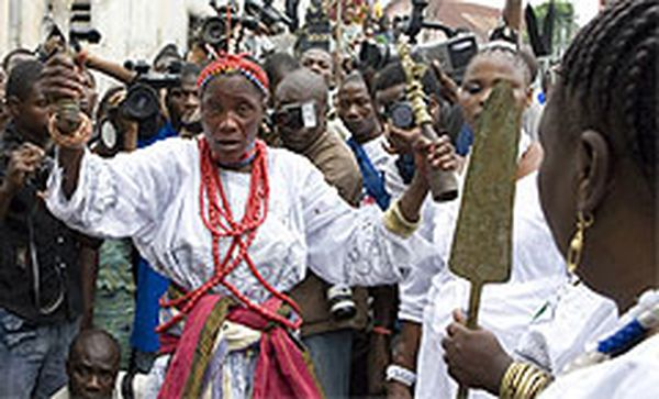 Bild: AP (George Osodi)