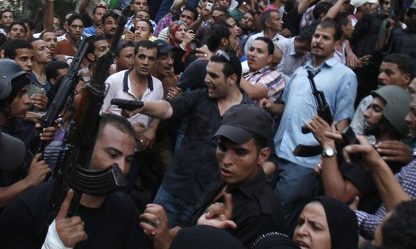 Strafaktion: EU prüft Stopp der Finanzhilfen an Kairo / Bild: (c) REUTERS (AMR ABDALLAH DALSH)