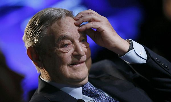 George Soros / Bild: REUTERS