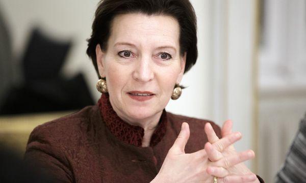 Bildungsministerin Gabriele Heinisch-Hosek. / Bild: (c) APA/GEORG HOCHMUTH