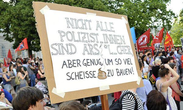 Demo gegen