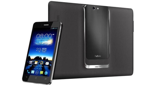 Padfone Infinity: Asus erneuert sein Hybrid-Handy /