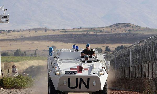 Golan / Bild: REUTERS