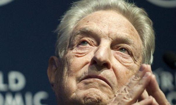 Soros / Bild: EPA (Laurent Gillieron)
