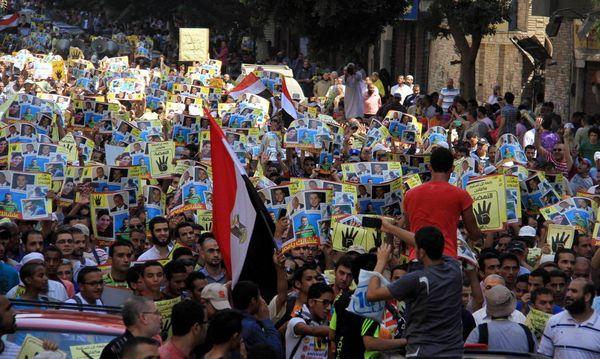 EGYPT UNREST / Bild: EPA