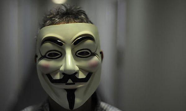 Anonymous / Bild: (c) APA/HELMUT FOHRINGER (Helmut Fohringer)