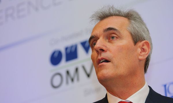 OMV-Chef Rainer Seele / Bild: PEROUTKA Guenther / WB