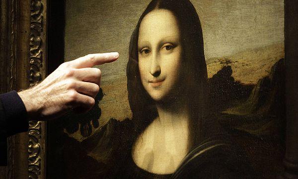 Ein bisschen runder, ein bisschen glattere Haut: Stammt die ''Isleworth Mona Lisa'' von Da Vinci? / Bild: (c) REUTERS DENIS BALIBOUSE