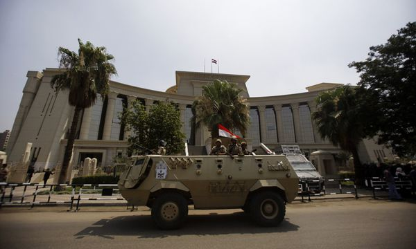 Ägyptens Armee  / Bild: (c) REUTERS (AMR ABDALLAH DALSH)