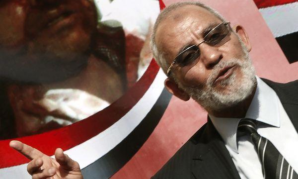 aegypten Chef Muslimbrueder Kairo / Bild: (c) REUTERS (� Amr Dalsh / Reuters)