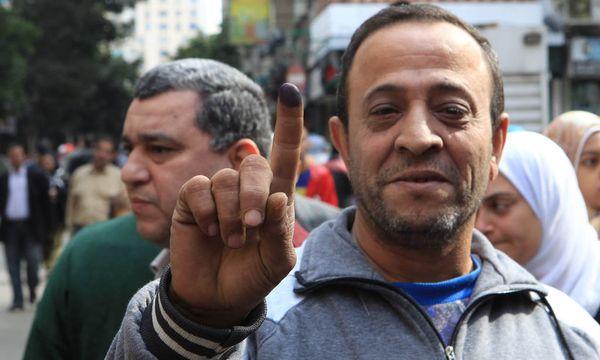 Ägypten / Bild: (c) EPA (ANDRE PAIN)