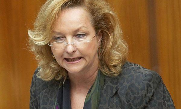 Maria Fekter unterstützt Merkels Kurs / Bild: APA