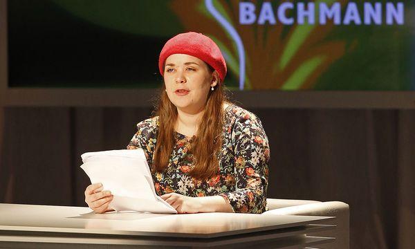 Stefanie Sargnagel beim Bachmann-Wettbewerb im Juli 2016 / Bild: (c) APA (GERT EGGENBERGER)