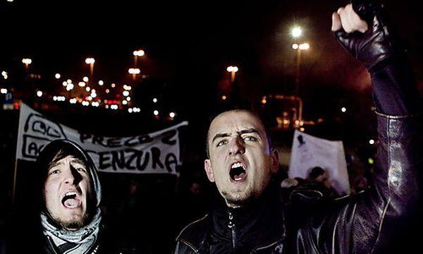Bild: (c) EPA (Maciej Kulczynski)