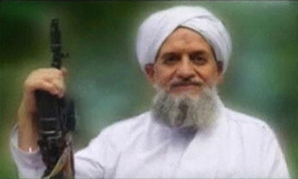 Archivbild von Ayman al-Zawahiri / Bild: Reuters