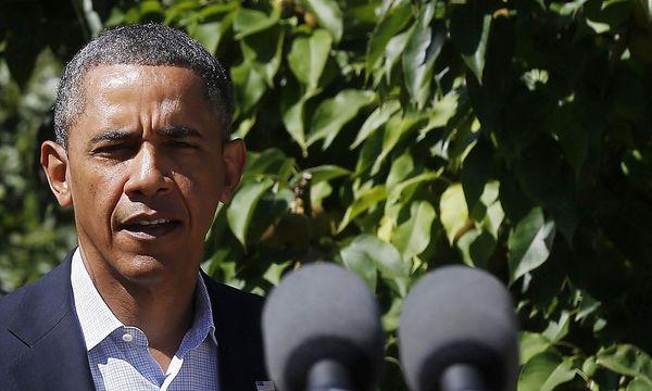 US-Präsident Obama / Bild: REUTERS