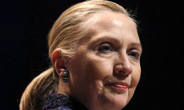 Aussenministerin Clinton / Bild: (c) REUTERS (KEVIN LAMARQUE)