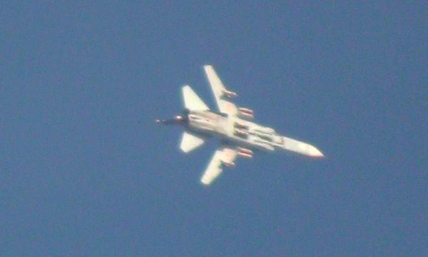 Archivbild Kampfjet Syrien / Bild: (c) Reuters