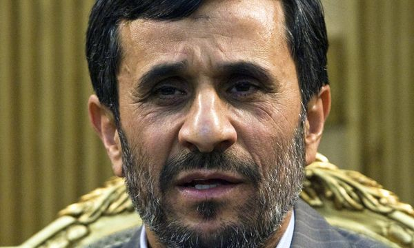 Mahmoud Ahmadinejad / Bild: (c) REUTERS (MORTEZA NIKOUBAZL)