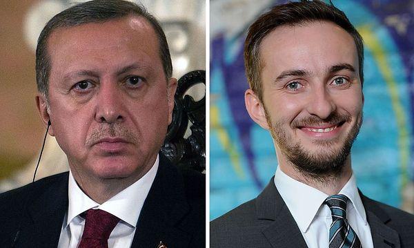 Erdogan hat gegen Böhmermann in erster Instanz eine einstweilige Verfügung erwirkt. / Bild: APA/AFP/BRITTA PEDERSEN/SEBASTIA