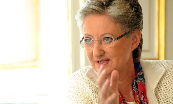 Claudia Schmied / Bild: (c) Die Presse (Clemens Fabry)