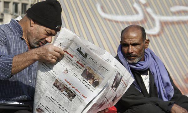 Bild: (c) AP (Amr Nabil)
