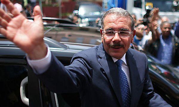Danilo Medina / Bild: (c) AP (Ricardo Arduengo)