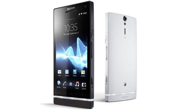 Sony ohne Ericsson: Xperia S / Bild: (c) Sony