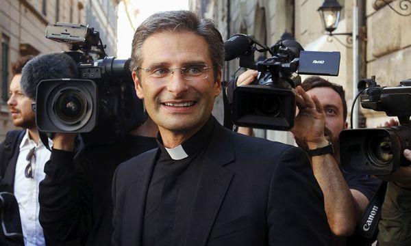 Krysztof Charamsa / Bild: Reuters