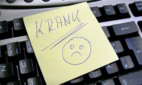 Symbolbild Krankenstand / Bild: (c) Www.BilderBox.com (Www.BilderBox.com)
