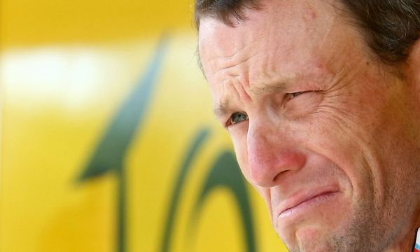 Lance Armstrong / Bild: EPA